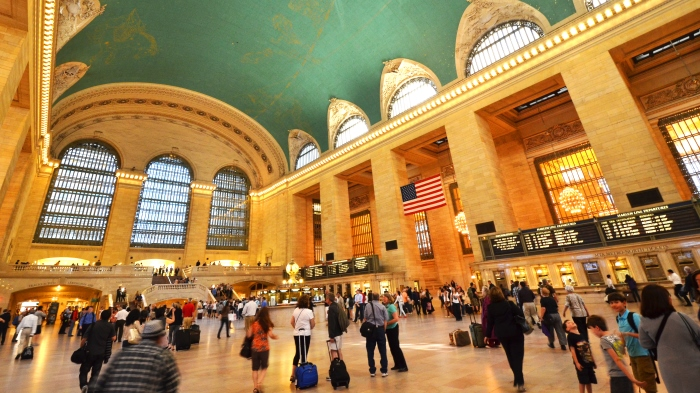 Grand Central Terminal reduces energy use