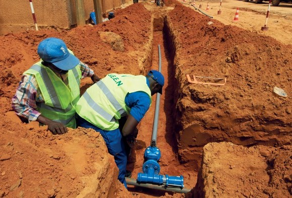 Niger: Drinking water for as many as possible