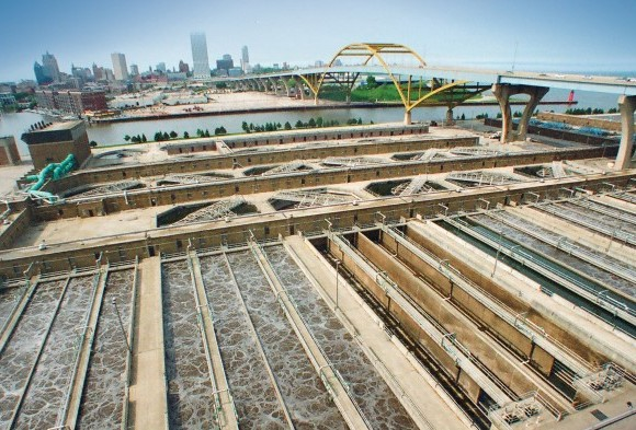 One of the nation's largest public-private partnership for wastewater services extended for 10 years