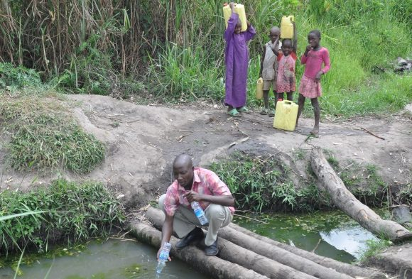 How Rural Uganda, a New Filtration System and Veolia's Bill Naughton Achieved Clean Water