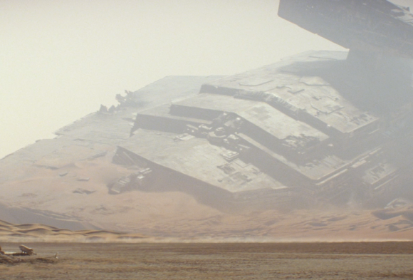 Resourcing the Galaxy: How to Recover Value From a Downed Star Destroyer